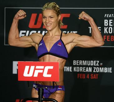 Felice Herrig vs. Karolina Kowalkiewicz set for UFC 223