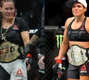 Cris Cyborg VS. Amanda Nunes in UFC champ vs. champ fight in July
