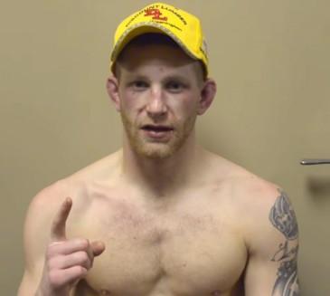 Austin Arnett vs. Cory Sandhagen UFC on FOX 27