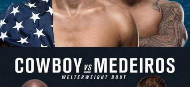 UFC Fight Night 126: Full Fight Card