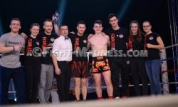 Fate fight night 5 Trebnje : Jarčeva in Pekolj dvignila Trebnje na noge !!