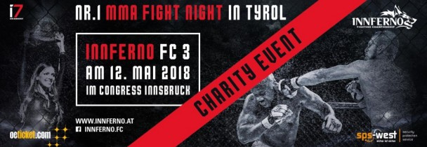 INNFERNO Fighting Championship 3 –  12. maj 2018.