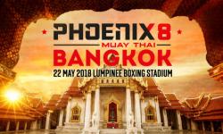 Phoenix 8 Bangkok Results