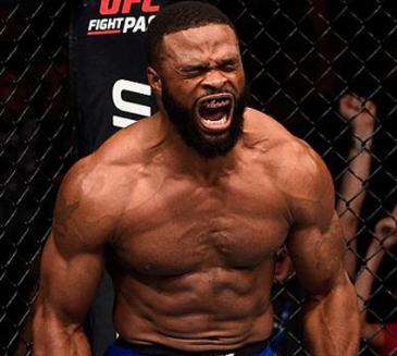 Tyron Woodley targeting return at UFC 227