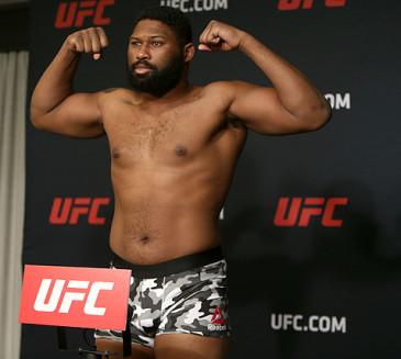 Curtis Blaydes vs. Francis Ngannou scheduled for UFC Beijing headliner