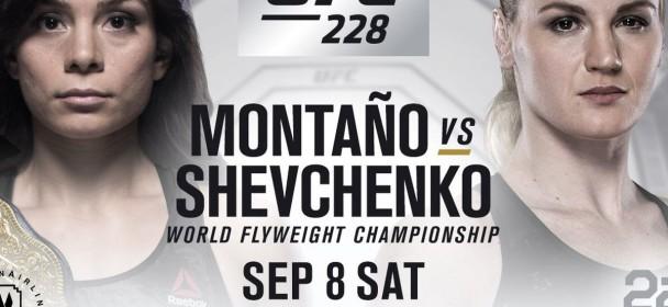 UFC 228 in Dallas