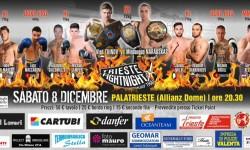 Bliža se izvrstni Trieste fight night !!