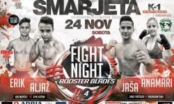 Fight Night Rooster blades IV JUTRI !!!!!