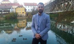 Iztok Vorkapić : Ne besede, dela naj sodijo o tebi !!