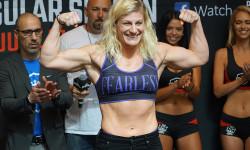Kayla Harrison Books Next MMA Fight