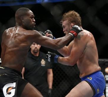 UFC 232: Jones Vs. Gustafsson 2