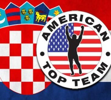Amaterski MMA V American Top Teamu 2 FEBRUAR 2019 !!
