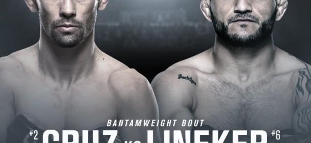 Dominick Cruz Set For UFC Return