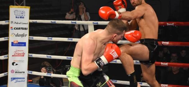 Trieste Fight Night-Alessandro Gotti zopet pripravil spektakel !!!