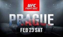 Chris Fishgold vs. Daniel Teymur UFC Prague