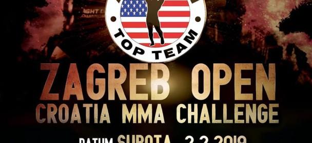 Zagreb Open MMA-Results