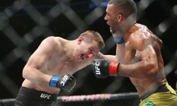 UFC on FOX 31 medical suspensions