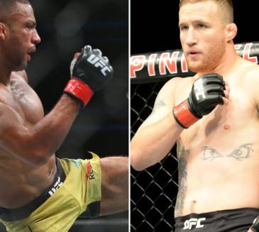 Barboza vs. Gaethje official for UFC on ESPN 2 headliner