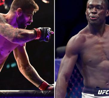 Elizeu Zaleski dos Santos vs. Curtis Millender UFC on ESPN+ 4