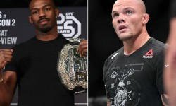 Jones to Defend Title Against Anthony Smith