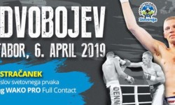 Noč dvobojev- Maribor 6. april 2019, Dvorana Tabor – Maribor