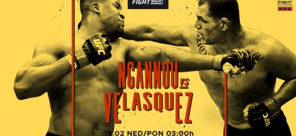 UFC on ESPN 1 samo na Fight Channel PPV-u!