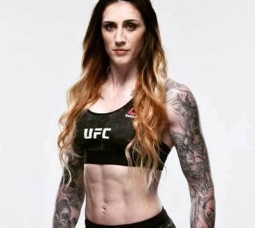 Megan Anderson VS.Felicia Spencer UFC on ESPN+ 9