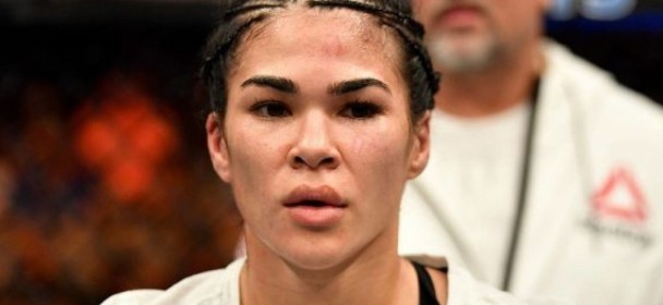 Husband of UFC's Rachael Ostovich pleads no contest to assault