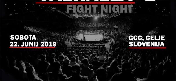 Valhalla Fight Night-22. junij 2019 Celje