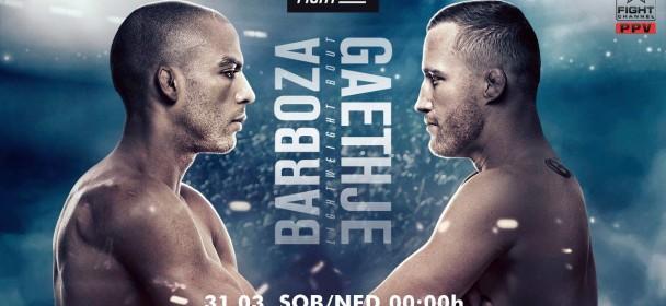 Watch UFC On ESPN 2 Barboza Vs Gaethje