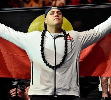 Tai Tuivasa to fight Blagoy Ivanov at UFC 238