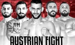 Austrian Fight Challenge Vienna-First confirmed fighters !!