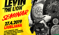 "Artem ""The Lion"" Levin seminar , še 10 dni !!!"