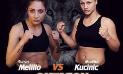 Monika Kučinič v soboto nastopa na Lion Fight v Italijanski Monzi