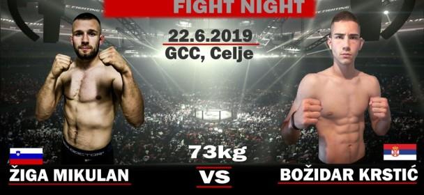 Valhalla Fight Night- objavljen main event !!!
