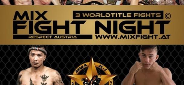 Mixfight Night & Respect Austria-June 29 Enns Austria