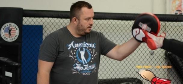 Dražen Forgač : Žao mi je što nema više ljudi spremnih uložiti u borilački sport.