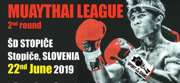 Slovenian muaythai League 2nd round