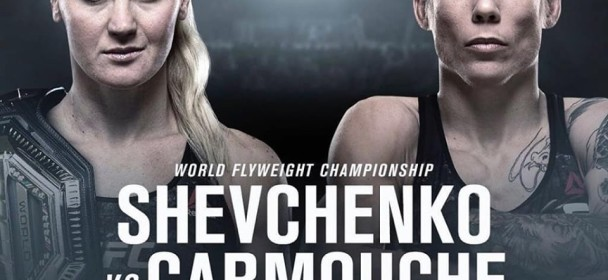 Shevchenko vs.Carmouche rematch to headline UFC Uruguay