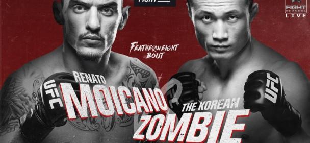 UFC Fight Night 154 samo na Fight Channelu