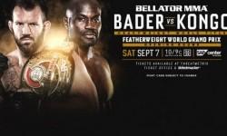 Bellator 226: Bader vs. Kongo Results