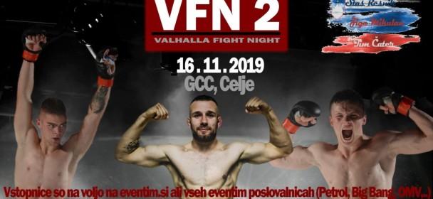 Valhalla Fight Night 2
