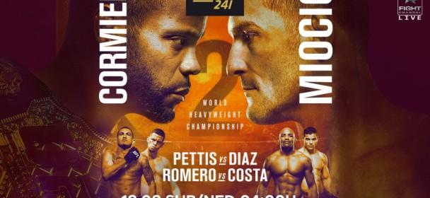UFC 241 na Fight Channelu!
