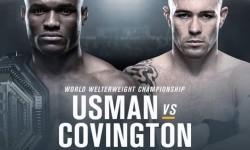 UFC 245 fightcard so far..