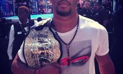 Kevin Lee: I'm 'not afraid' to wrestle with Khabib