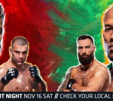 UFC Sao Paulo bonuses