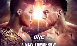 ONE: A NEW TOMORROW Fightcard