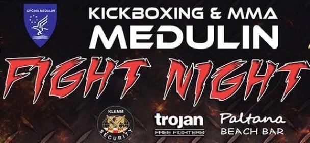 Medulin Fight Night Medulin 25.4.20