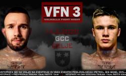 Valhalla Fight Night 3-Vstopnice gredo v prodajo danes !!!