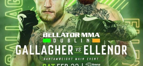 Bellator Dublin Results
